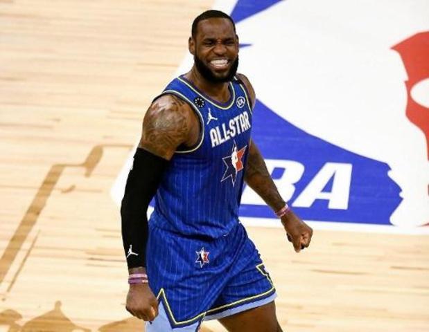 NBA - Lakers winnen de absolute topper tegen Milwaukee