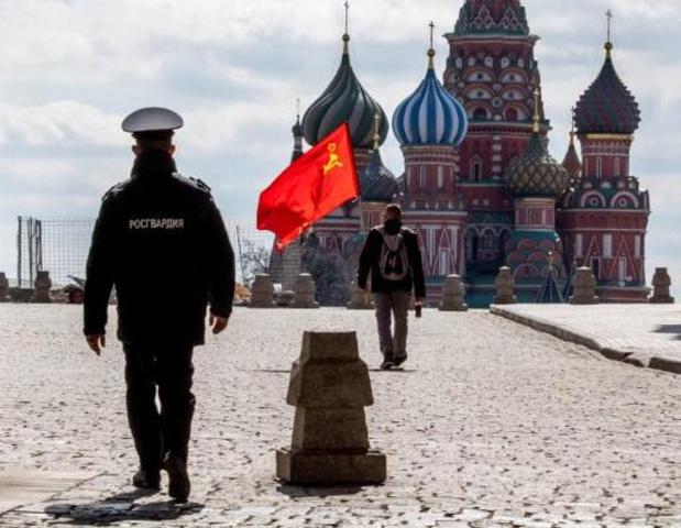 Moskou bouwt noodziekenhuizen