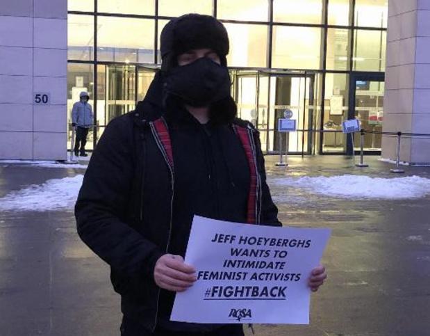 Jeff Hoeyberghs verwezen naar strafrechter na seksistische uitspraken aan UGent