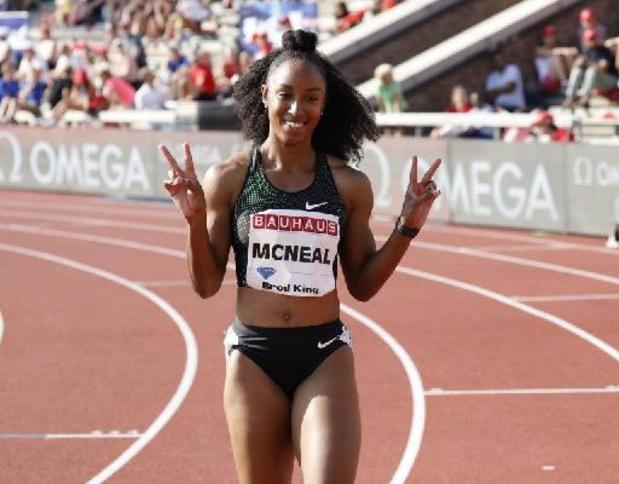 Olympisch hordekampioene Brianna McNeal vijf jaar geschorst voor dopinginbreuk