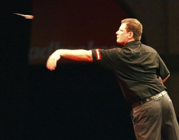 PDC WK darts - Engelsman Wade prikt 9-darter weg