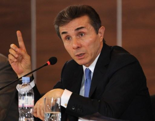 Invloedrijke Georgische zakenman Ivanisjvili zegt politiek vaarwel