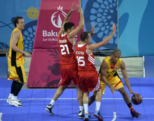 Olympisch kwalificatietoernooi basket 3x3 - 3x3 Belgian Lions veroveren ticket voor Tokio na zege in finale tegen Hongarije