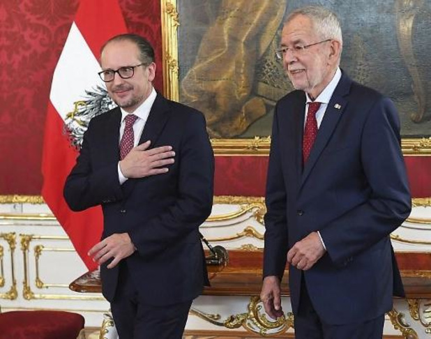L'Autriche se dote d'un nouveau chancelier