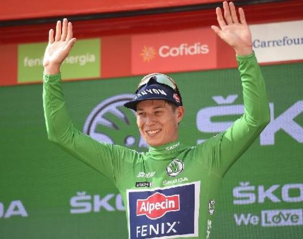 Jasper Philipsen, encore vainqueur, remporte la 5e étape, Kenny Elissonde nouveau leader