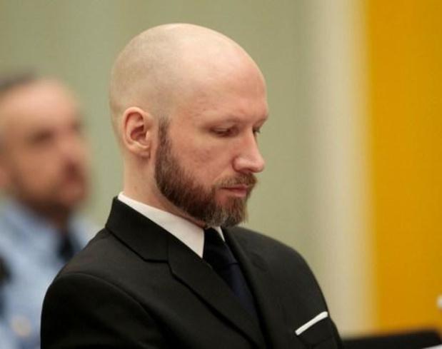 Breivik wil voorwaardelijk vrij