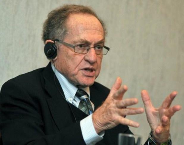 Bekende advocaat Alan Dershowitz zal Trump mee verdedigen