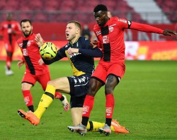 Strahinja Pavlovic (Monaco) prêté au Cercle Bruges