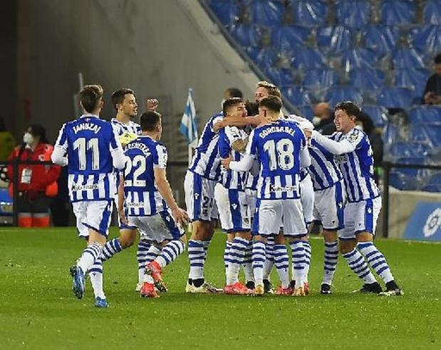 Les Belges à l'étranger - La Sociedad et Januzaj arrachent un partage en fin de match contre Bilbao