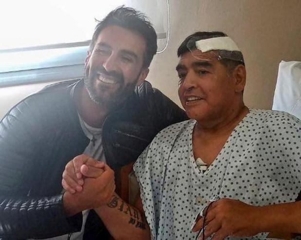 """Maradona overleden - Dokter van Maradona deed """"het onmogelijke voor onhandelbare patiënt"""""""