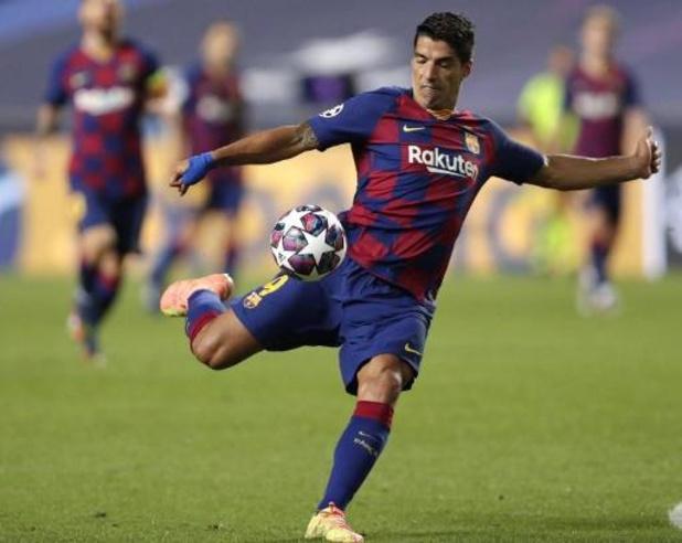 Luis Suárez wil het liefst bij FC Barcelona blijven