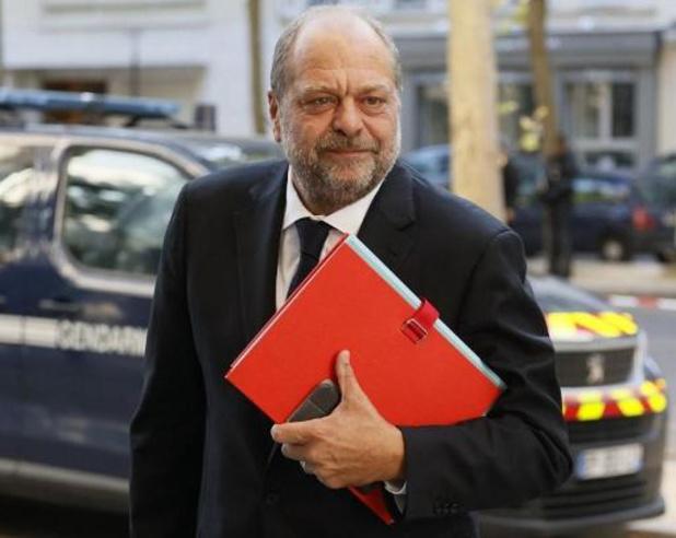 Dupond-Moretti ministre en France : un procureur demande à être déchargé de ses fonctions