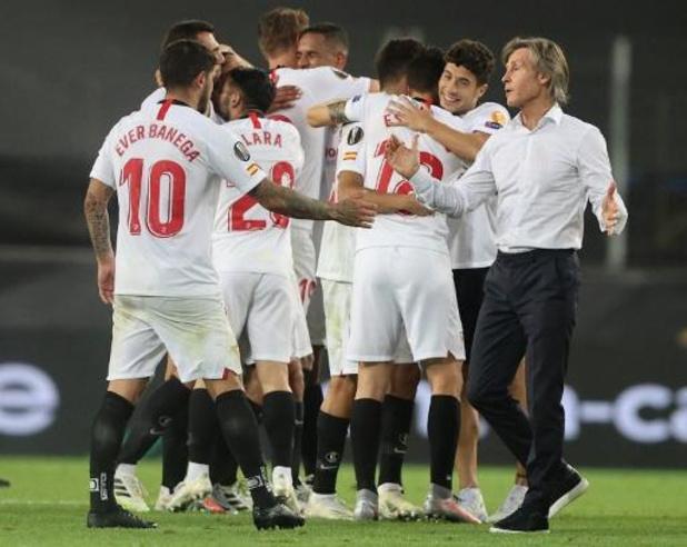 Europa League - Malgré un but de Lukaku, le FC Séville bat l'Inter et remporte son 6e titre