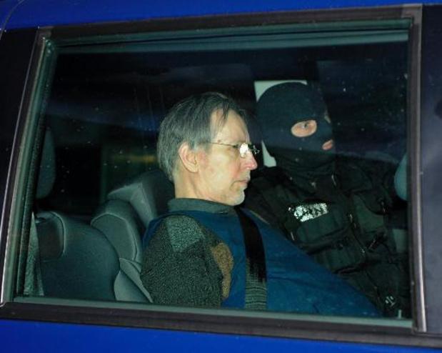 Seriemoordenaar Fourniret in kritieke toestand in het ziekenhuis