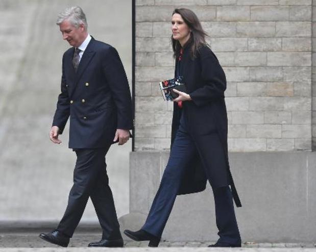Koning belast Sophie Wilmès met vorming van een regering