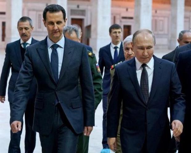 Damas et Moscou discutent coopération économique face aux sanctions occidentales