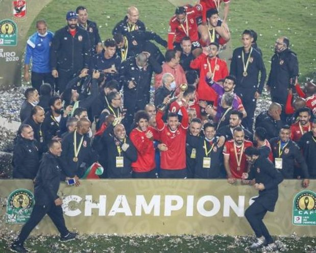 Al-Ahly wint Afrikaanse Champions League