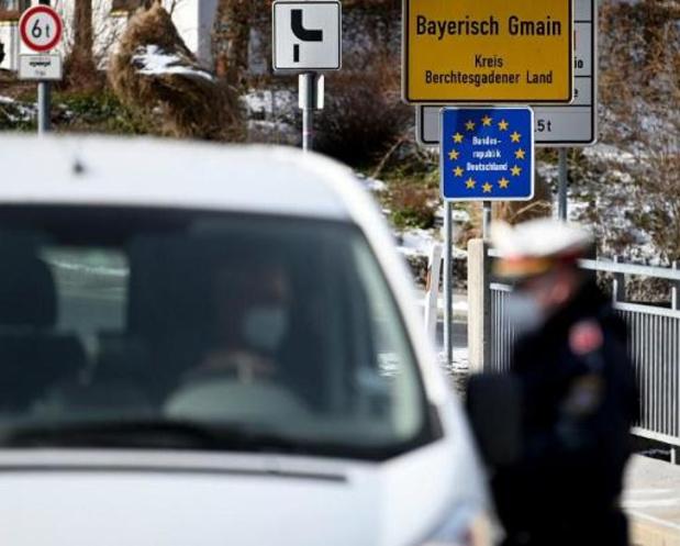Duitse grenscontroles roepen woede buurlanden op