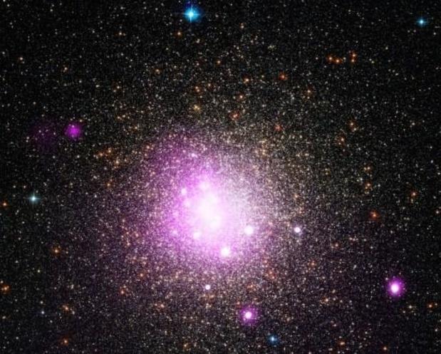Voor het eerst reuzenplaneet bij witte dwergster ontdekt
