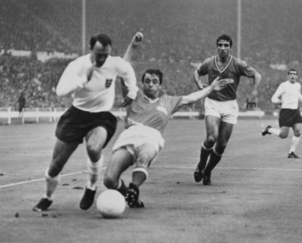 Une légende du foot anglais, Jimmy Greaves, hospitalisée