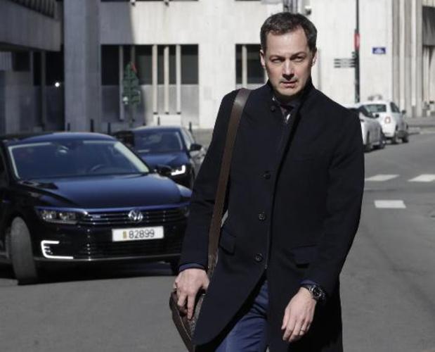 L'Italie n'est pas responsable de la crise économique, souligne De Croo