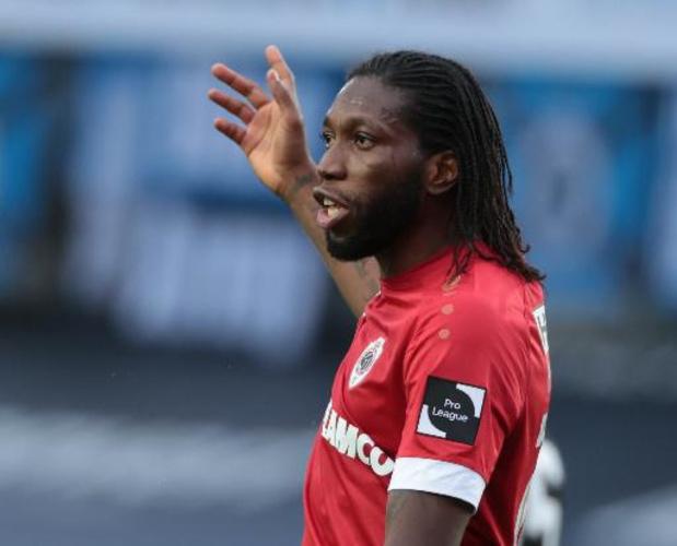 Jupiler Pro League - Dieumerci Mbokani quitte l'Antwerp et la Belgique pour le Koweit