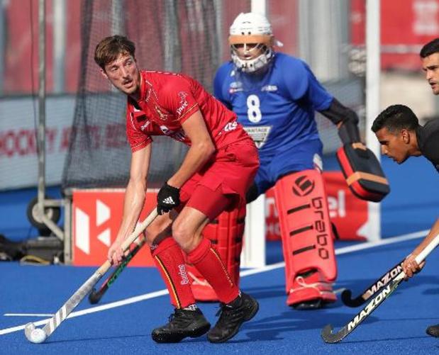 La Hockey Pro League pas reprise dans les événements reportés de Golazo