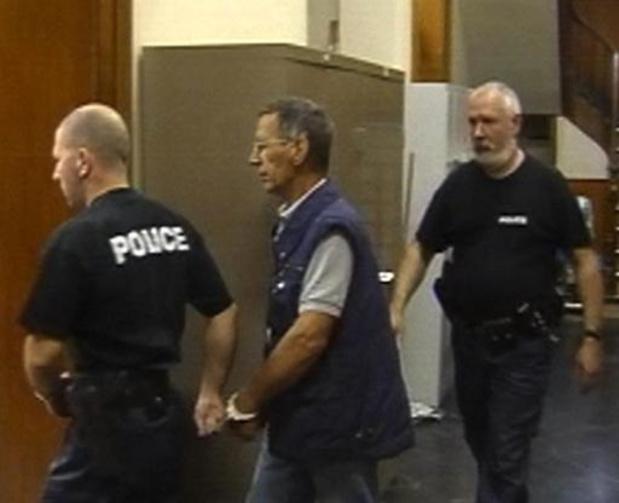 Fin des gardes à vue du tueur en série Michel Fourniret et de son ex-femme