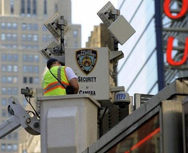 New York gebruikt meer dan 15.000 camera's met gezichtsherkenning