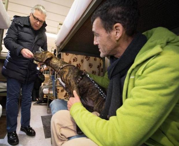 Stichting Prins Laurent opent nieuwe dierenkliniek in Luik