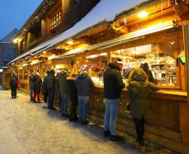 Les Polonais se précipitent au ski