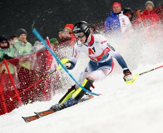 Slalom de Chamonix: Noël remporte sa 3e victoire de la saison, les autres favoris sortent