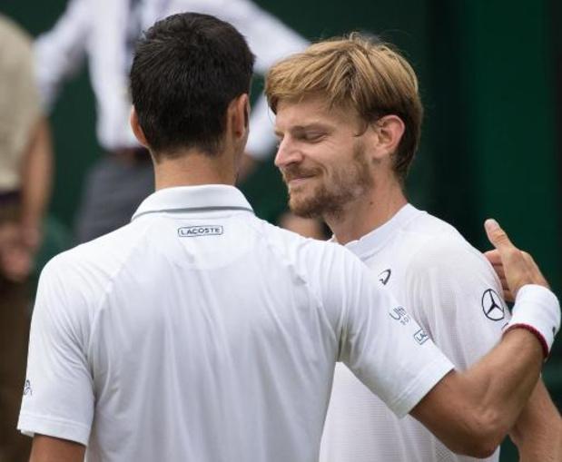 David Goffin défiera Novak Djokovic pour une place en finale