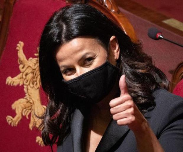 Stephanie D'Hose (Open Vld) élue au perchoir du Sénat