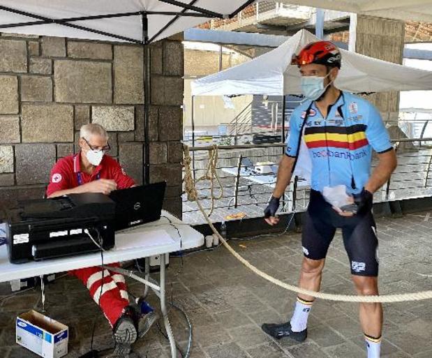 "EK wielrennen - Gilbert ziet stevig parcours: ""Veel lastiger dan ik dacht"""