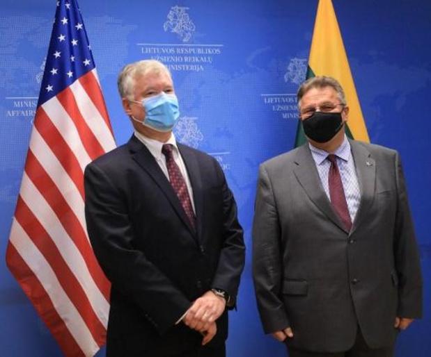 Washington zal komende dagen sancties nemen tegen Minsk