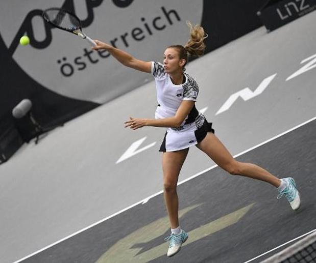 WTA Linz - Pas de vacances pour Elise Mertens, qui a déjà le regard tourné vers 2021