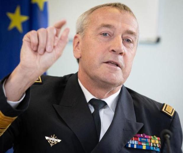 Opérations à l'étranger: il faut éviter le saupoudrage, avertit le nouveau CHOD