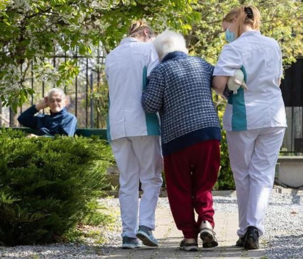 Slechts 139 bewoners van woonzorgcentra getest in Wallonië