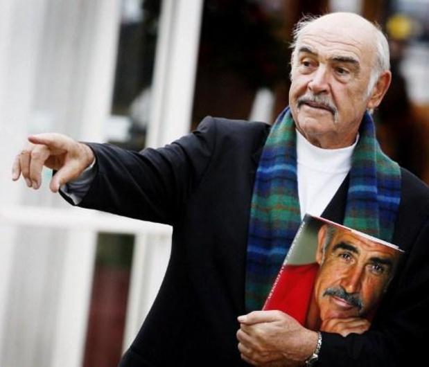 Décès de Sean Connery à l'âge de 90 ans