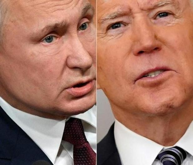 "Poutine propose à Biden une discussion diffusée ""en direct"" vendredi ou lundi"