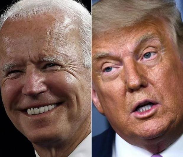 Volgende debat Trump-Biden digitaal, maar Trump weigert