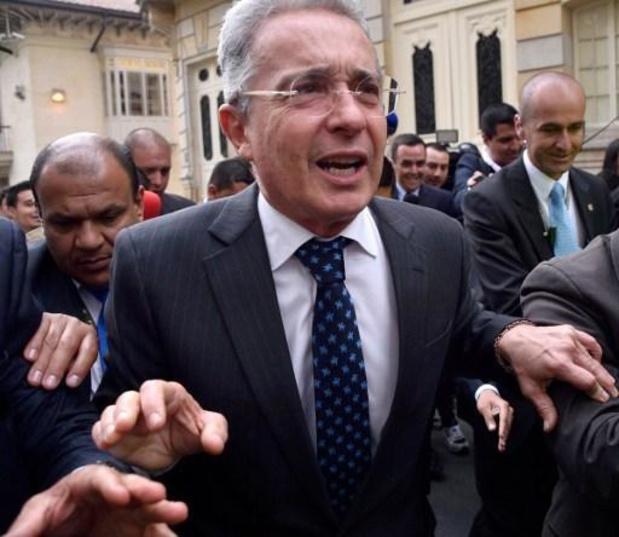 Huisarrest Colombiaanse ex-president Uribe opgeheven