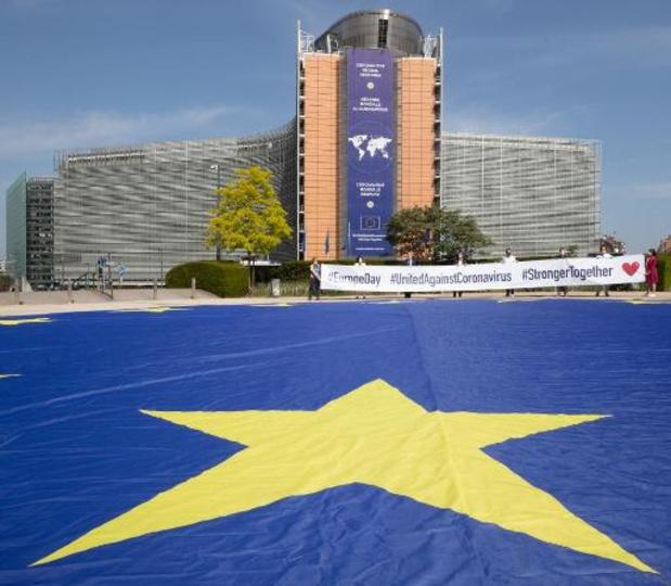 Burgers willen meer bevoegdheden voor Europa om crisissen aan te pakken