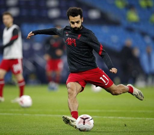 Salah disponible pour Liverpool après un test négatif au Covid-19