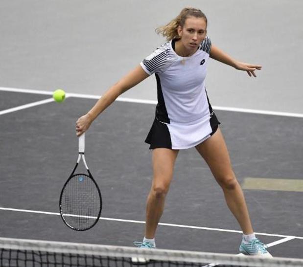 WTA Gippsland Trophy: Elise Mertens treft in tweede ronde Varvara Lepchenko of Mayo Hibi