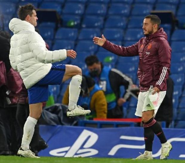 Belgen in het buitenland - Hazard start op de bank bij Real in topper tegen Sevilla