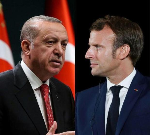 Homme décapité en région parisienne - Macron rappelle son ambassadeur en Turquie après une nouvelle attaque d'Erdogan