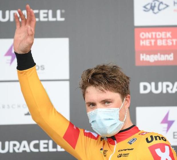 Dwars door het Hageland - Rasmus Tiller hoopt ooit ook Ronde van Vlaanderen te winnen
