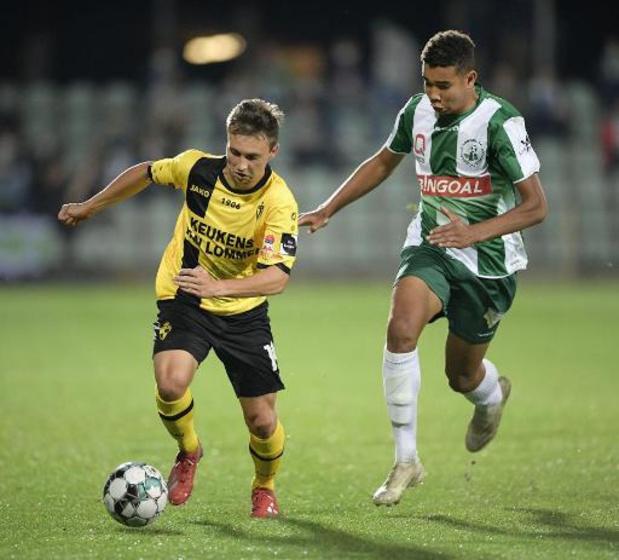 1B Pro League - Lommel SK pakt in extremis zege tegen Lierse